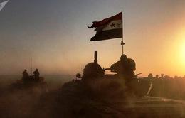 Quân đội Syria kiểm soát 75% thành phố Deir ezZor