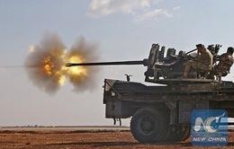 IS sắp bị đánh bật khỏi tất cả các thành trì ở Syria