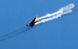 Nga phản ứng gay gắt sau vụ liên quân bắn hạ máy bay Syria