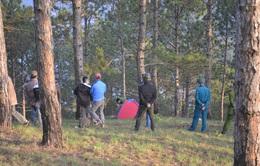Phát hiện thi thể du khách trên núi Hòn Bồ, Đà Lạt