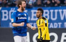 """Darmstadt 2-1 Dortmund: """"Cơn địa chấn"""" tại vòng 20 Bundesliga"""