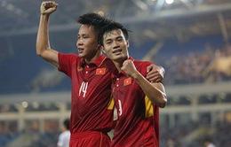 Giao hữu quốc tế, U22 Việt Nam 1-0 Tuyển các ngôi sao K-League: Văn Toàn ghi bàn thắng duy nhất