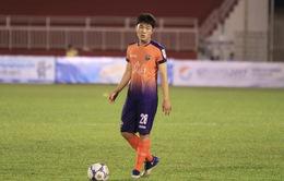 Xuân Trường đá chính, Gangwon lên top 3 K-League