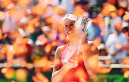 Vượt qua Wozniacki, Johanna Konta lần đầu vô địch Miami mở rộng