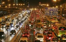 WB hỗ trợ 7 thành phố Trung Quốc giải quyết nạn tắc nghẽn giao thông