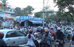 Gia tăng ùn tắc vào giờ cao điểm tại Đà Nẵng