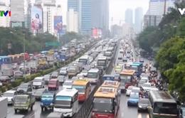 Indonesia xây dựng hệ thống tàu điện ngầm 1,1 tỉ USD để chống tắc đường