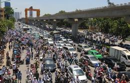 Nắng nóng, khói bụi, chất lượng không khí ở Hà Nội những ngày này ra sao?
