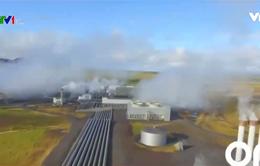 Hệ thống tách carbon từ không khí