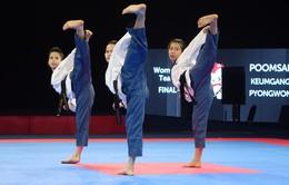 ĐT Quyền Taekwondo Việt Nam chuẩn bị cho SEA Games 29