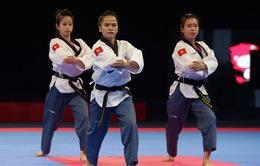 Nguyễn Thị Lệ Kim và hat-trick HCV Taekwondo 2017