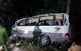 Đã xác định nguyên nhân ban đầu vụ tai nạn xe khách ở Lào Cai