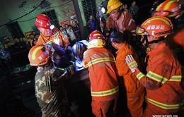 18 người thiệt mạng do rò rỉ khí ga tại hầm mỏ Trung Quốc
