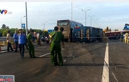 TP.HCM: 5 nạn nhân trong vụ tai nạn trên cao tốc được xuất viện