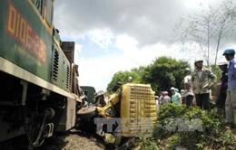 Tai nạn đường sắt chủ yếu do phương tiện đường bộ gây ra