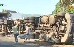 Gia tăng tai nạn giao thông trên Quốc lộ 1 qua Phú Yên