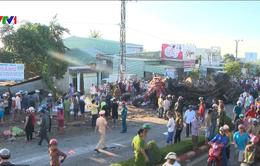 Tai nạn ở Gia Lai: Xe tải chưa được cấp phép kinh doanh