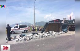Nha Trang: Tai nạn liên hoàn, một lái xe tử vong