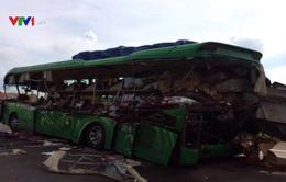 5 người thiệt mạng trong vụ tai nạn giao thông tại Bình Định