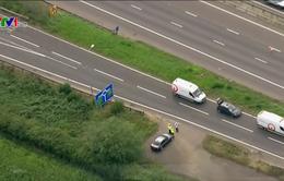 Tai nạn giao thông tại Anh, 8 người thiệt mạng