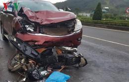 Lâm Đồng: Tử vong do đi xe gắn máy vào đường cao tốc dành cho ô tô