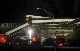 Tìm ra nguyên nhân vụ tai nạn đường sắt tại Mỹ