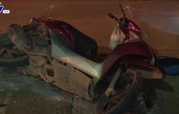 Tai nạn giao thông ở Bình Định khiến 2 bà cháu tử vong