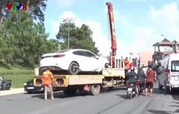 Liên tiếp tai nạn giao thông ở Quảng Ngãi và Đà Lạt: 2 người chết, 1 người bị thương
