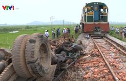 Tai nạn đường sắt gia tăng: Lỗi phần lớn do ý thức người dân