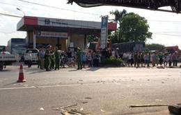 Khắc phục hậu quả tai nạn giao thông tại Hưng Yên làm 3 người tử vong