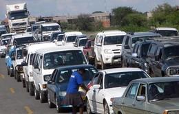 Tai nạn giao thông thảm khốc ở Zimbabwe, 21 người thiệt mạng