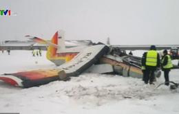 4 người đã thiệt mạng trong một vụ tai nạn máy bay ở Nga
