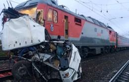 Tai nạn giao thông nghiêm trọng tại Nga, ít nhất 19 người thiệt mạng