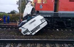 Tài xế xe bus gây tai nạn giao thông nghiêm trọng ở Nga