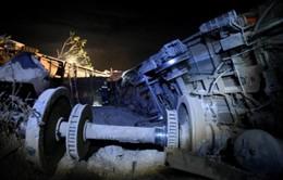 Tai nạn tàu hỏa ở Hy Lạp, ít nhất 4 người thiệt mạng