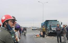 Xe tải va chạm với xe chở rác ở Quảng Nam, 1 người tử vong
