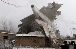 Máy bay Thổ Nhĩ Kỳ rơi tại Kyrgyzstan, 37 người thiệt mạng