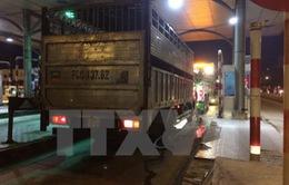 Đồng Nai khởi tố tài xế xe tải cán chết thiếu tá cảnh sát giao thông