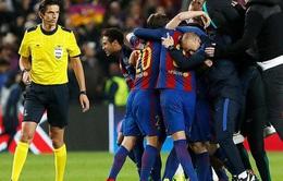 Trọng tài điều khiển trận Barcelona - PSG có thể bị phạt