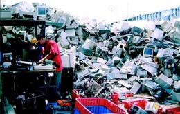 Vật liệu tái chế cung cấp 40% nhu cầu nguyên liệu toàn cầu