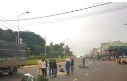 Truy tìm chiếc ô tô gây tai nạn chết người rồi bỏ chạy tại Lâm Đồng
