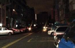 Mất điện trên diện rộng ở Đài Loan (Trung Quốc), Bộ trưởng xin từ chức