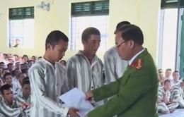 Đăk Nông: Hơn 260 phạm nhân tại trại giam Đắk Plao được đặc xá