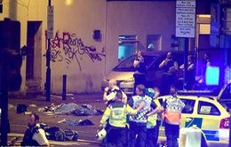Xác định danh tính kẻ tấn công nhà thờ hồi giáo tại London