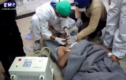Vụ tình nghi sử dụng khí độc tại Syria: Đang thu thập thông tin