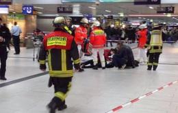 Tấn công bằng rìu tại nhà ga ở Đức không phải khủng bố