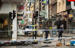 Nghi phạm trong vụ tấn công ở Thụy Điển nhận tội