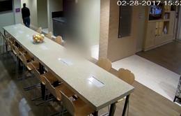 Kẻ tấn công tình dục bị bắt do lọt qua camera an ninh