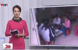 Nhọc nhằn trọ học ở xã miền núi Tân Sơn