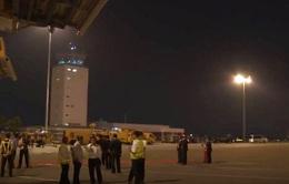 Mất điện gần 40 phút tại nhà ga Tân Sơn Nhất: Do nổ trạm biến áp